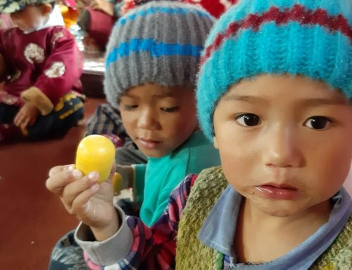 Nieuwsbrief september/oktober vanuit Nepal
